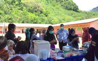 Tayland'da kızamık salgını artıyor
