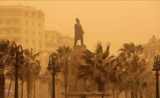 Mısır'da kum fırtınası: 5 ölü