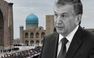 Özbekistan'da değişimin ilk iki yılı