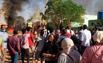 Sudan'daki gösterilerde şiddetin dozu artıyor