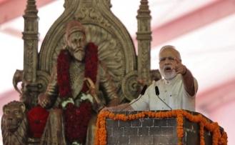 Hindistan'da sandık çıkış anketleri Modi'yi işaret ediyor
