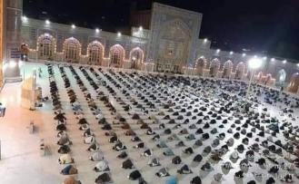 Diyanet Afganistan'da 800 aileye Ramazan yardımı yaptı