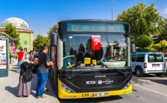 Sınav binaları istikametindeki toplu taşıma seferleri arttırılacak