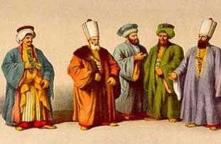 Osmanlı devrinde son Sadrazamlar