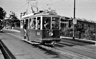 Benim sevgili tramvayım