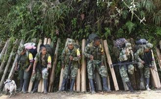 Kolombiya'da FARC'a düzenlenen operasyonda 6 ölü
