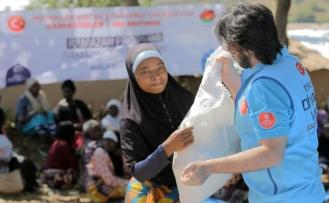TDV'den Malavi'ye Ramazan yardımı