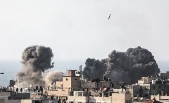 İsrail yine Gazze'ye saldırdı, ateşkes ilan edildi