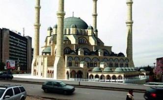 Kosova Merkez Cami altı yıldır yapılamadı