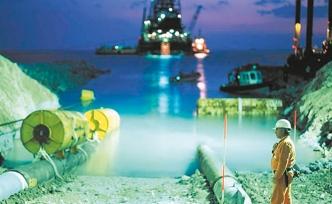 TürkAkım'ın deniz kısmı bitmek üzere