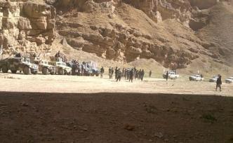 Afganistan'da 20 güvenlik görevlisi öldürüldü