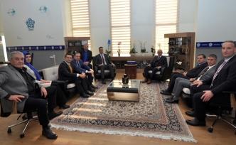 Konya'dan Sırbistan'ın Sancak bölgesine tıbbi cihaz desteği