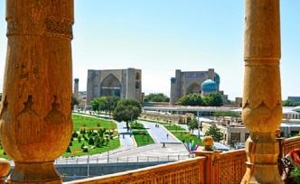 Orta Asya'da birlik için Semerkant'ta bir araya gelecekler