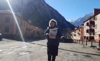 Kuzey Osetya'da 82'lik postacının yolu gözleniyor