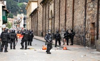 Kolombiya'da genel grev çatışmaya dönüştü
