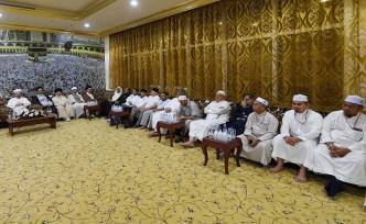 Erbaş, İslam ülkeleri hac organizasyonu başkanlarıyla buluştu