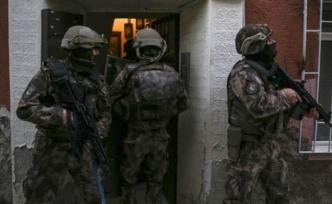İstanbul merkezli 3 ilde organize suç örgütüne yönelik operasyon
