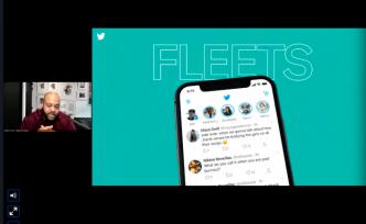 Twitter'a Fleet geldi