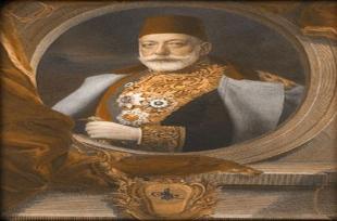Sultan Reşad'ın Çanakkale Gazel-i Hümayunu