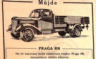 Tenkit edilemeyen kamyon