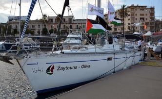 Özgürlük Filosu bu gece Gazze'de olacak