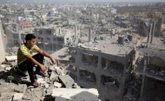 İşgal güçlerinden Gazze'ye hava saldırısı