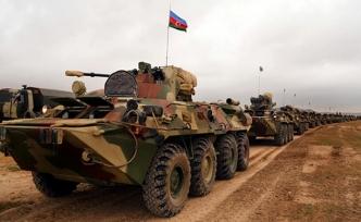 Azerbaycan ordusundan 20 bin askerli büyük tatbikat