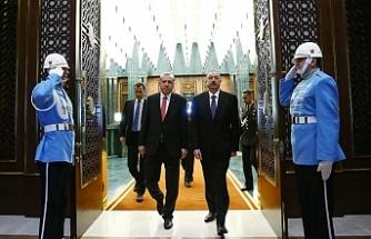 Aliyev: En büyük destekçimiz Türkiye