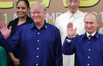 Batı'nın gözü Trump- Putin görüşmesinde