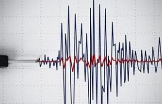 Burdur'da sabaha karşı korkutan deprem