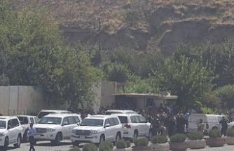 Erbil'de son durum: Saldırganlar etkisiz hale getirildi