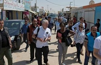 Filistin destekçisi İngiliz Partisi liderini susturdular