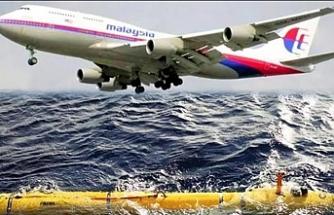 G7'den düşürülen Malezya uçağı için açıklama