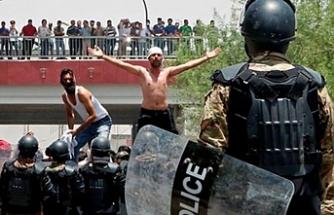 Güney Irak'taki protestolarda ölü sayısı artıyor