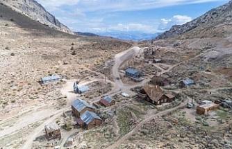 Hayalet madenci köyü 1,4 milyon dolara satıldı