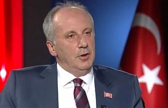 İnce CHP'yi eleştirdi: Türkiye'deki demokrasiye laf etme hakkı yok