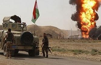 Irak petrol sahasında bombalı saldırı