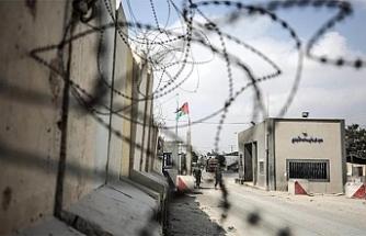 İsrail'den Kerm Ebu Salim Sınır Kapısı'na 'şartlı' açılış