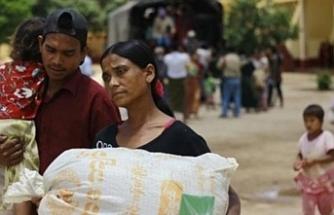 Malezya'da göçmenlere yönelik operasyon