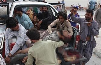 Pakistan'da iki mitinge bombalı saldırıda 132 ölü, 230 yaralı