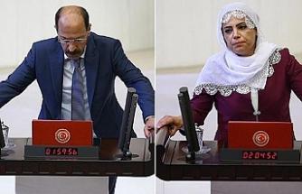 PKK cenazesine giden 2 HDP'li vekile soruşturma