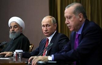 Putin-Erdoğan-Ruhani zirve için hazır