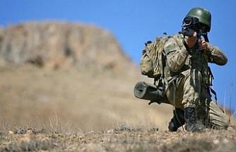 Saldırı hazırlığındaki 5 PKK'lı etkisiz hale getirildi