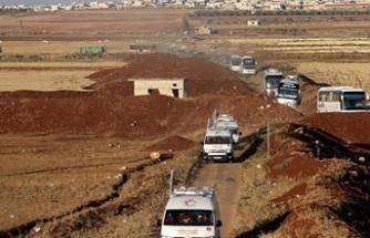 Suriye'de rejim elindeki bin 505 kişi serbest bırakıldı