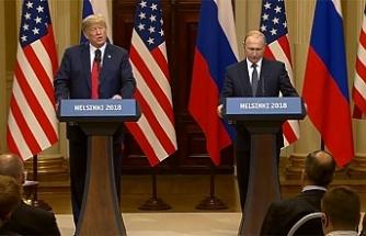 Tarihi zirveden sonra iki liderden ortak açıklama