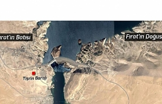 Tişrin Barajı yönetimi Esed'e bırakıldı