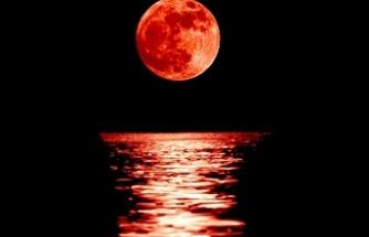 Yüzyılın en uzun 'Kanlı Ay' tutulmasına az kaldı