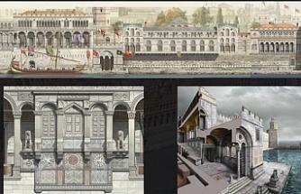 1610 yaşındaki Boukoleon Sarayı restore edilecek