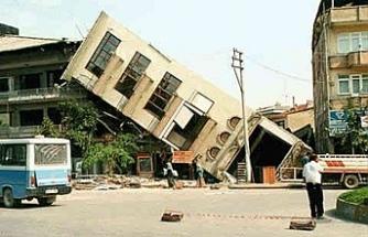 17 Ağustos Marmara Depremi'nin 19. yılı