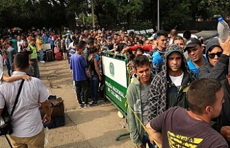 2,3 milyon Venezuelalı göç etti